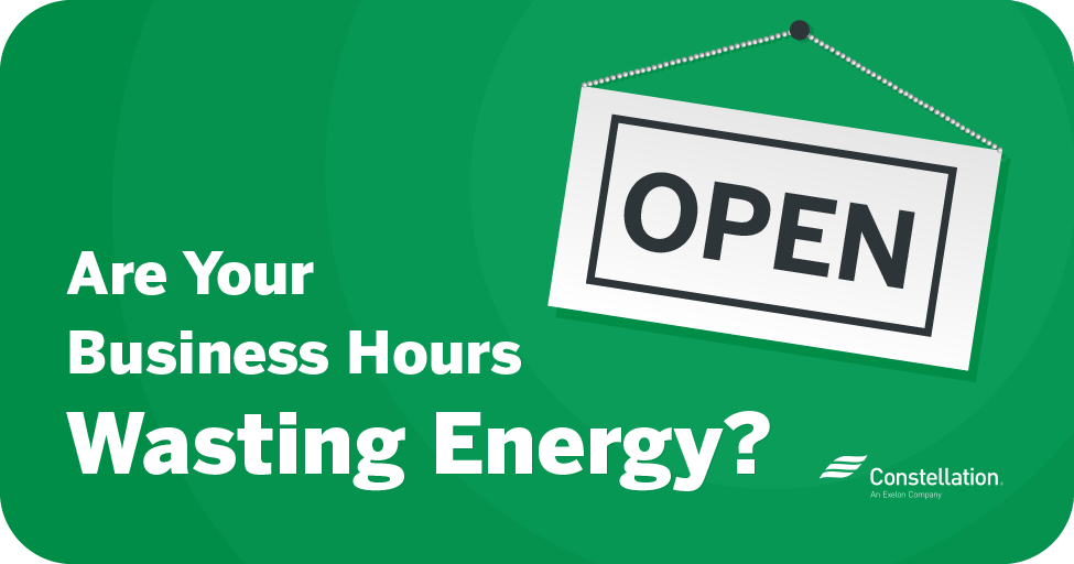 Can You Save Energy by Changing Your Business Hours?