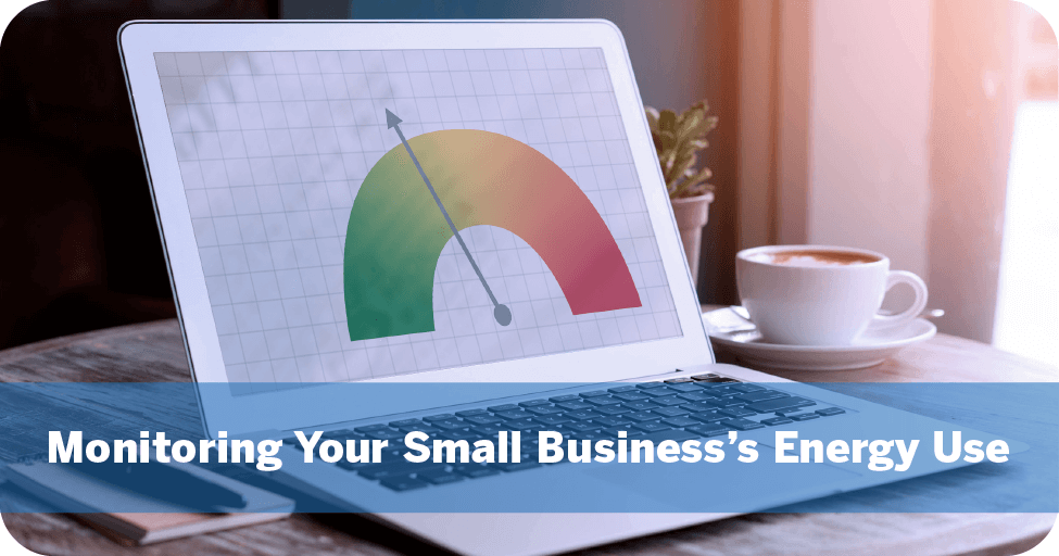 small business energy usage