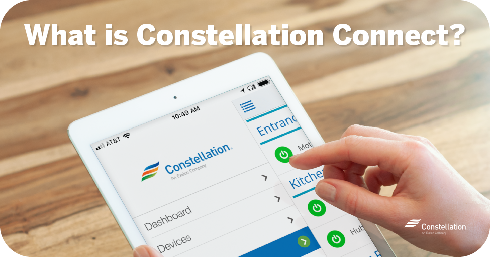 what is constellation connect?