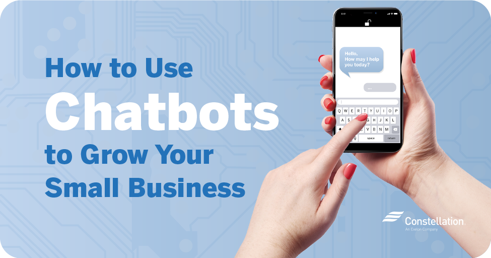 how chat bots can help your small business