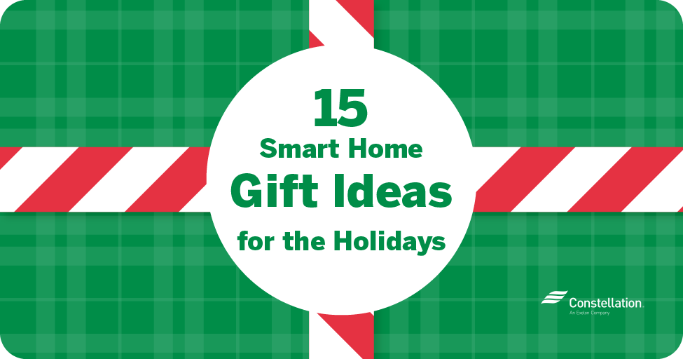 Smart home gift ideas