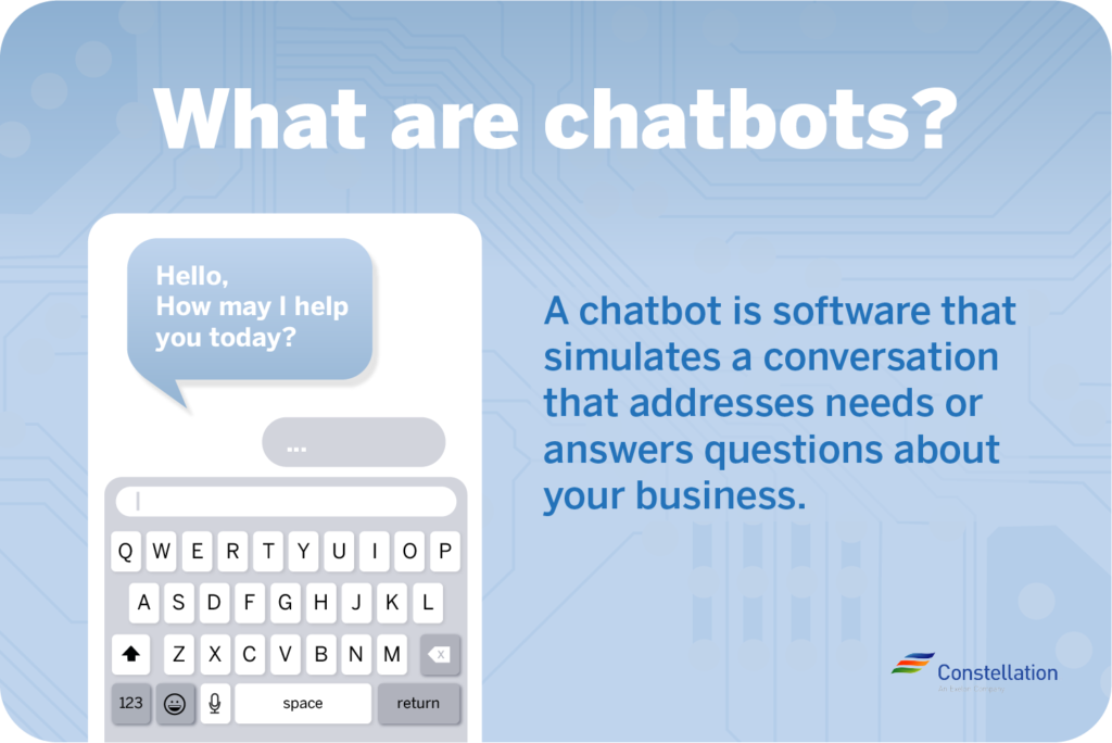 what are chatbots