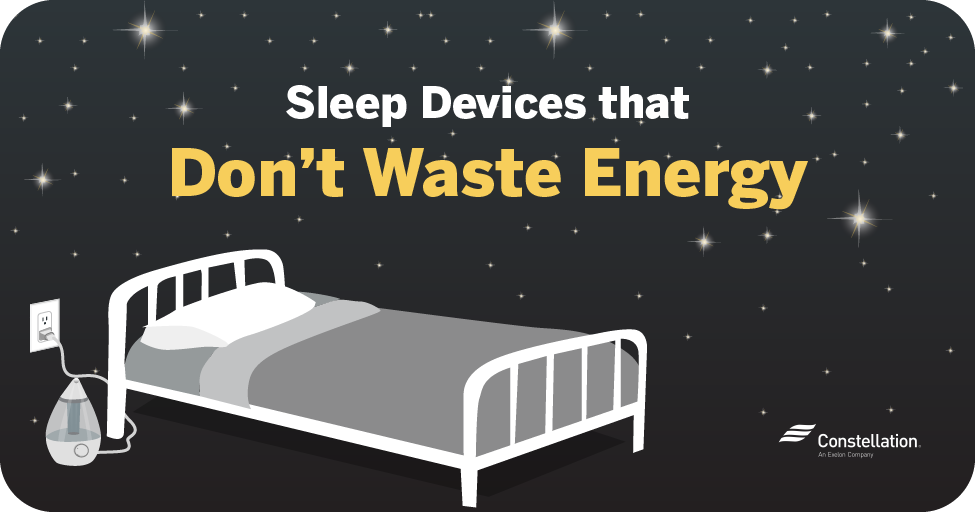 Sleep Devices That Don't Waste Your Energy