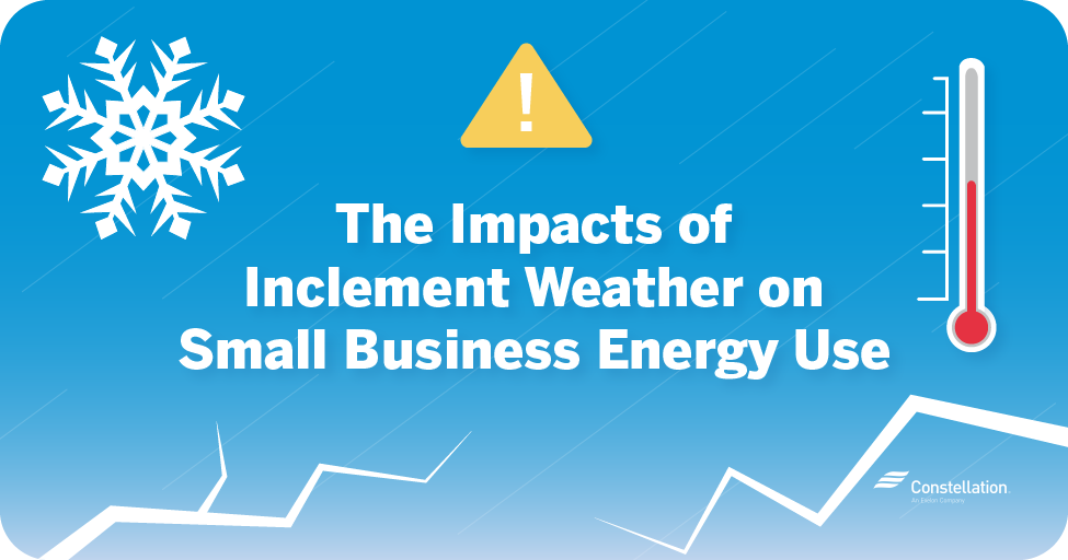how does weather impact small businesses