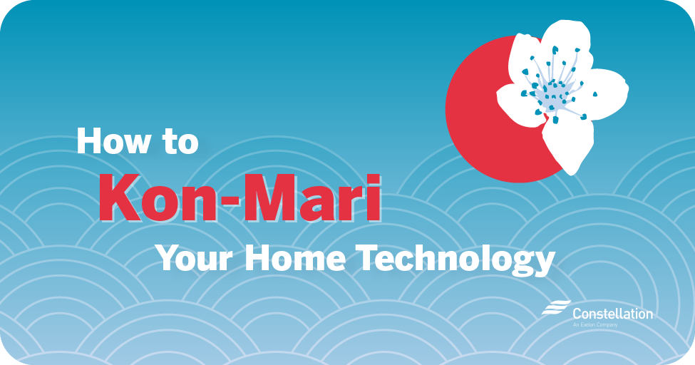 How to KonMari your technology