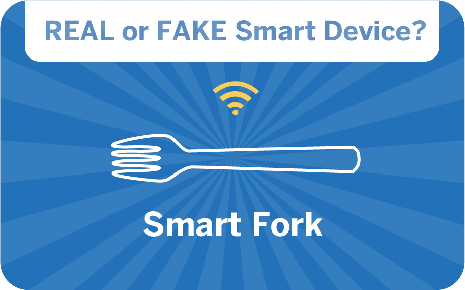 weird gadget quiz - smart fork