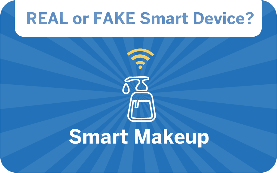weird gadget quiz - smart makeup