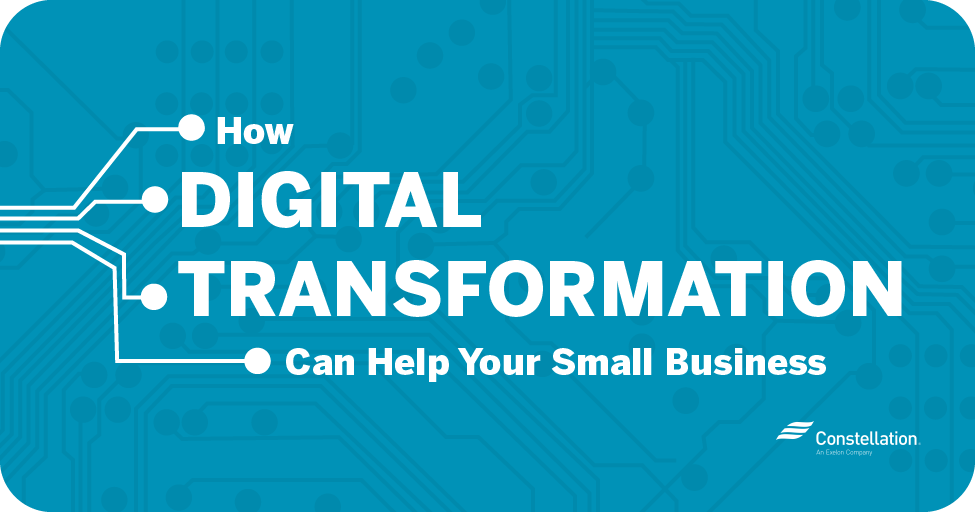 how digital transformation can help your small business evolve