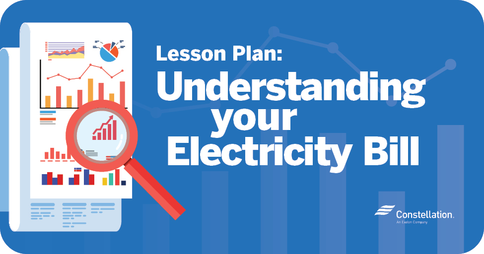 Lesson Plan: Understanding Your Electricity Bill