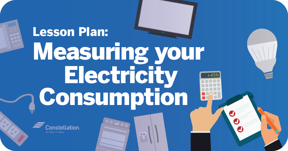 Lesson Plan: Measuring Electricity Consumption