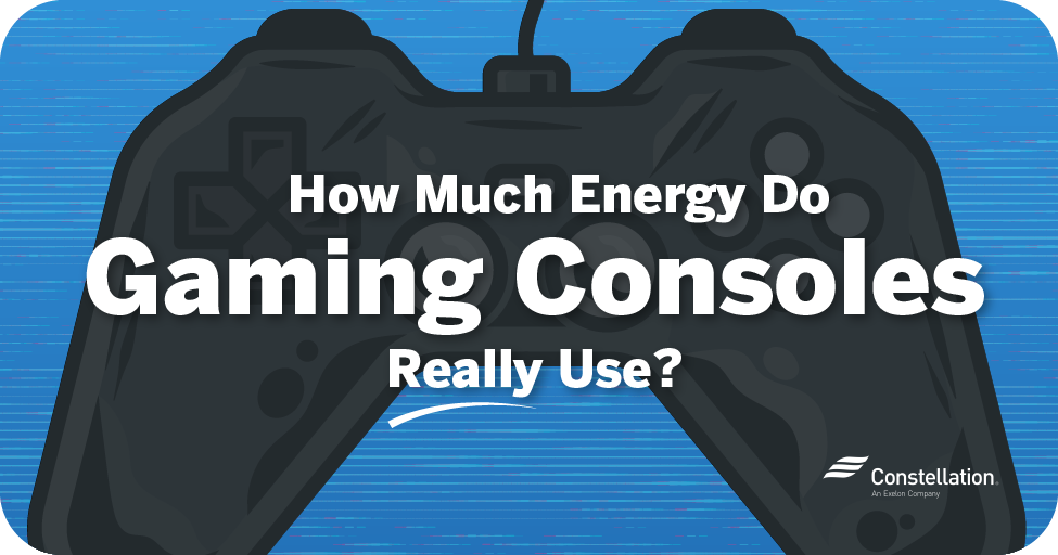 How much energy do game consoles really use?