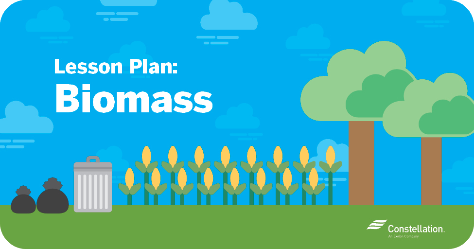 Lesson Plan: Biomass