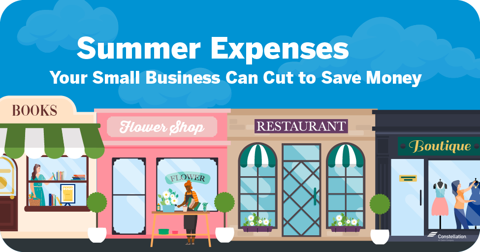 Summer expenses your small business can cut to save money