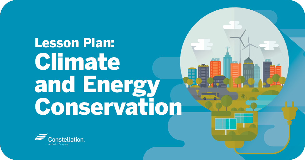 Lesson Plan: Climate Change and Energy Conservation
