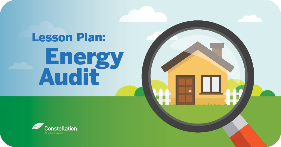 Lesson Plan: Home Energy Audit