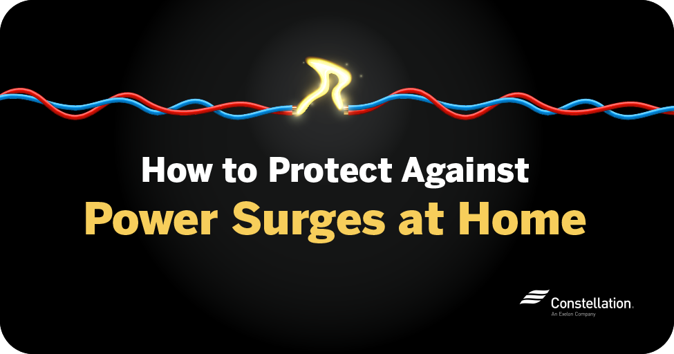 How to protect against power surges at home