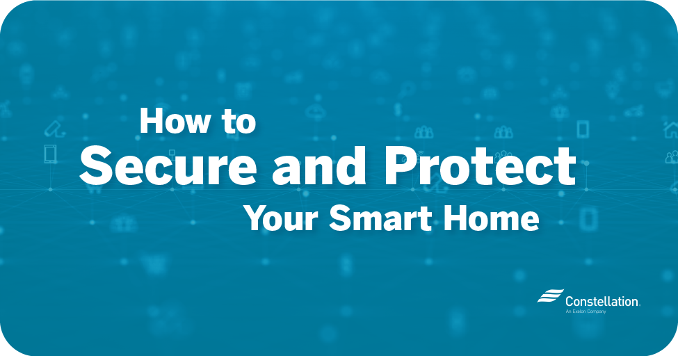 How to secure and protect your smart home