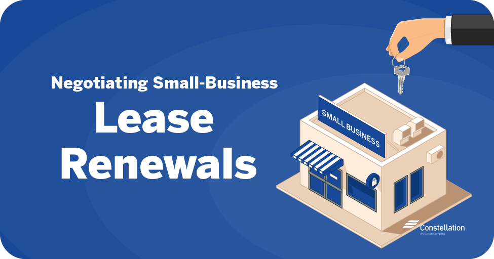 Commercial lease renewals for small businesses