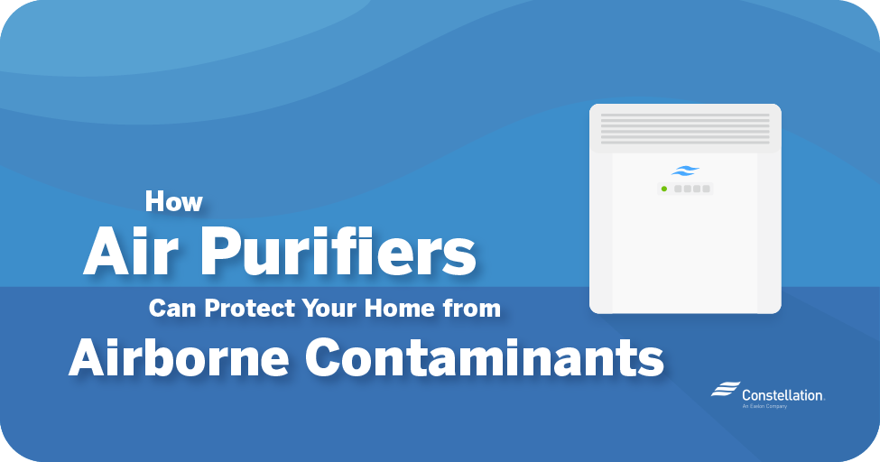 How to protect your home from airborne contaminants with air purifiers