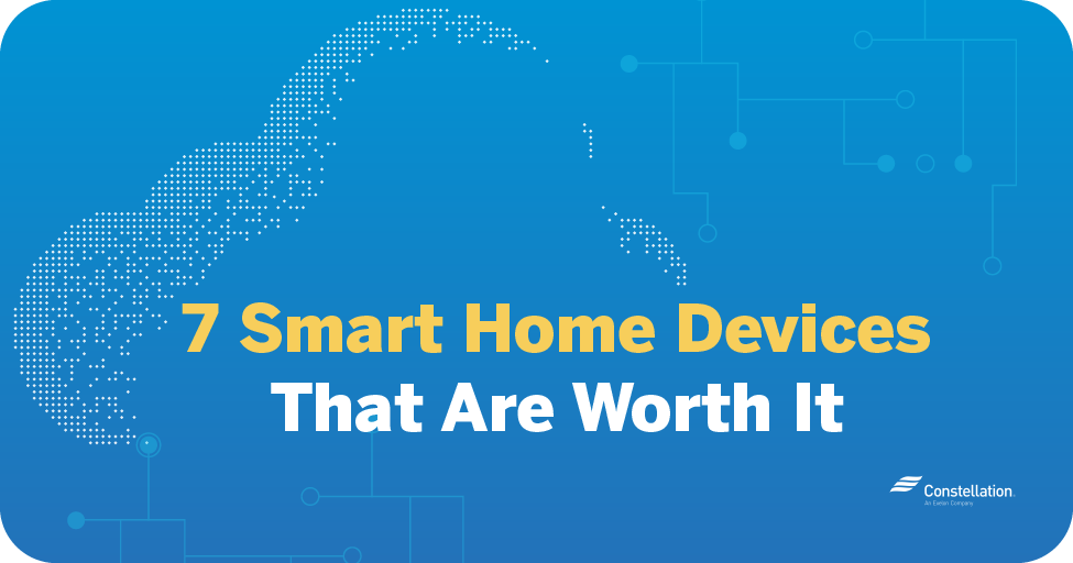 7 smart home devices that are worth it