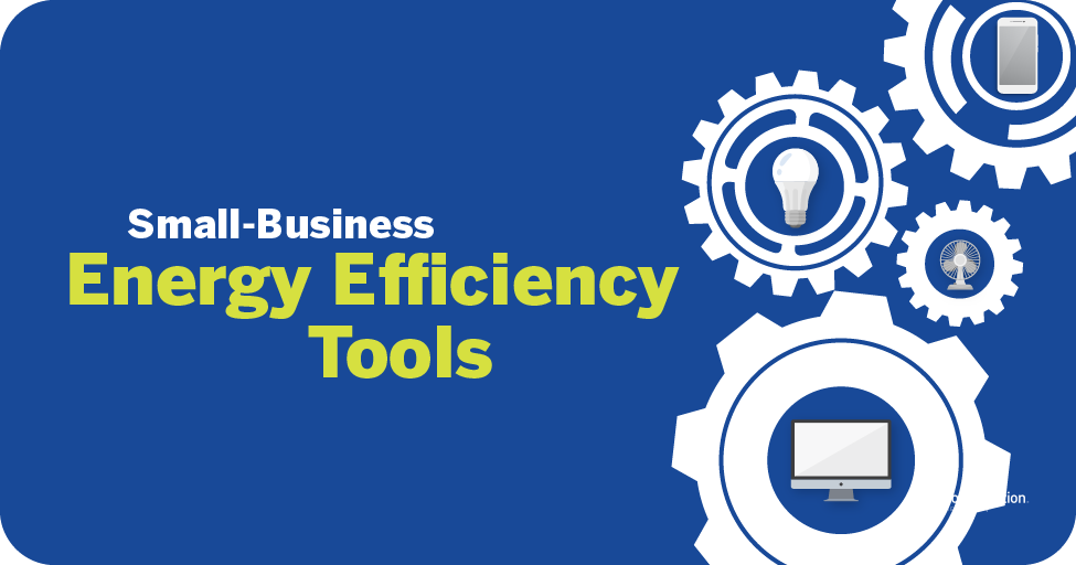 Small-business energy efficiency tools