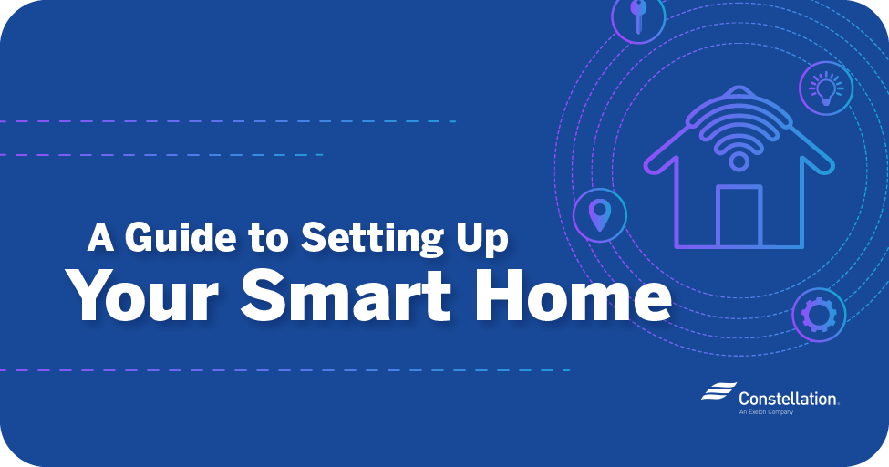 A guide to setting up your smart home
