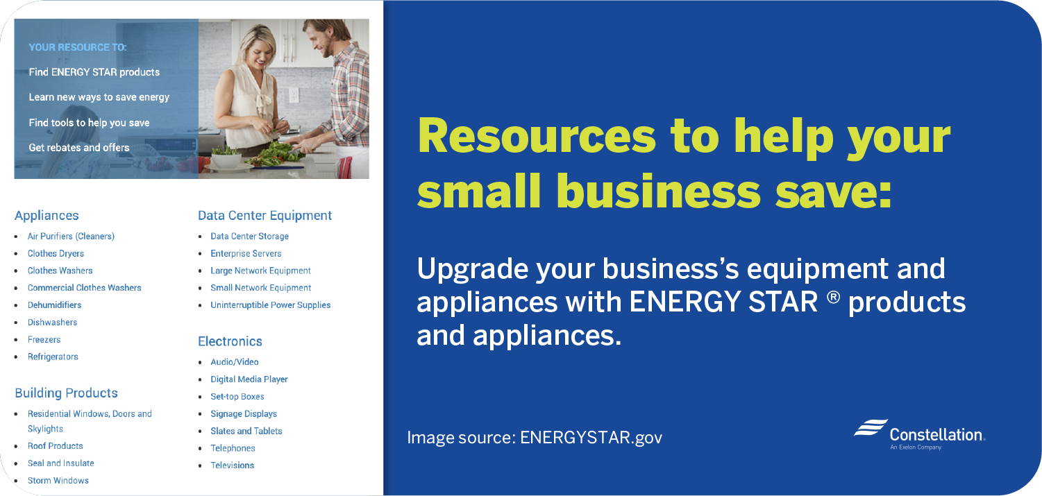 ENERGYSTAR.gov products and appliances