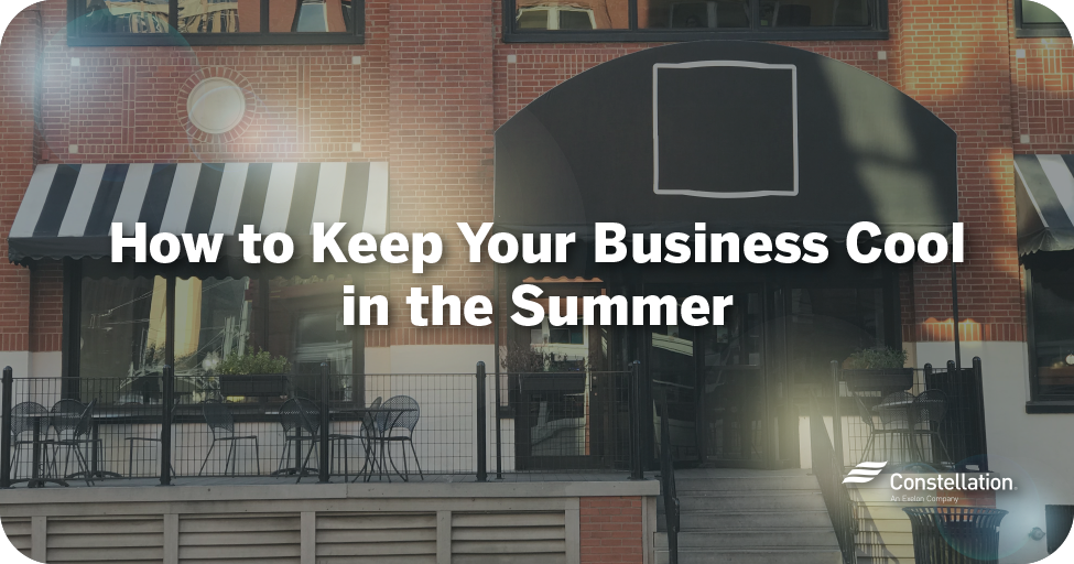 How to keep your business cool in the summer