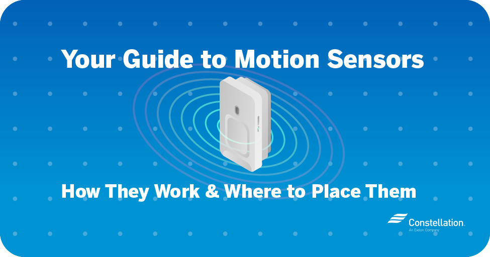 How to use motion sensors