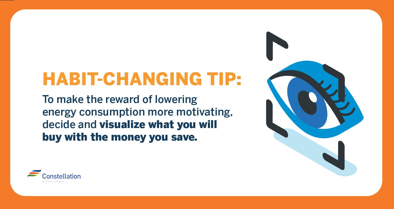 Habit-changing tip