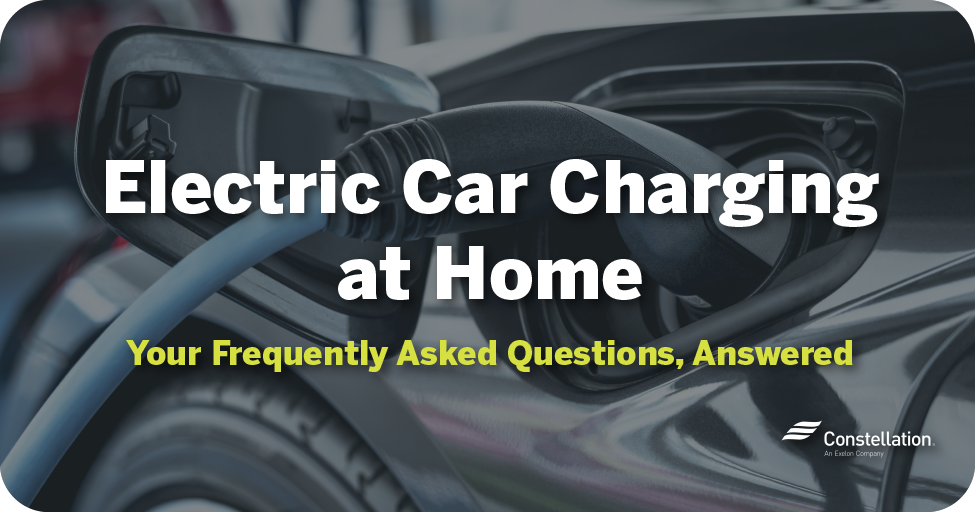 Electric car charging at home: your frequently asked questions answered