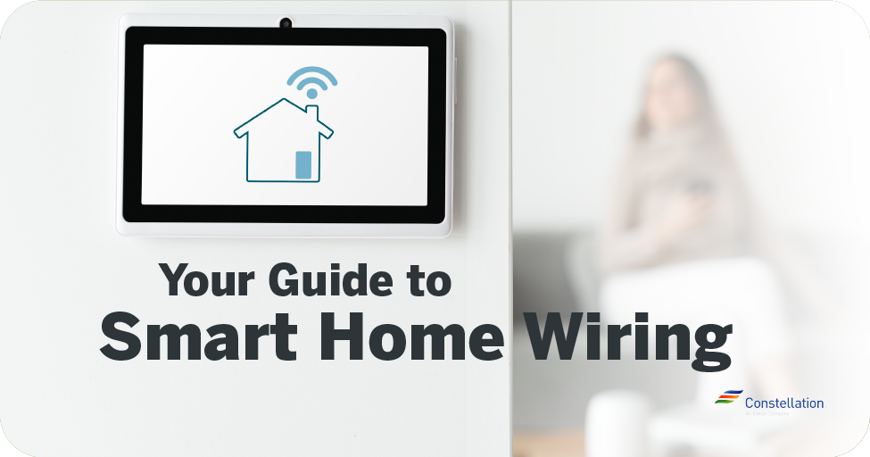 Your guide to smart home wiring