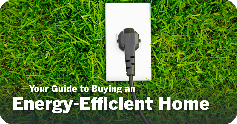Your guide to buying an energy-efficient home