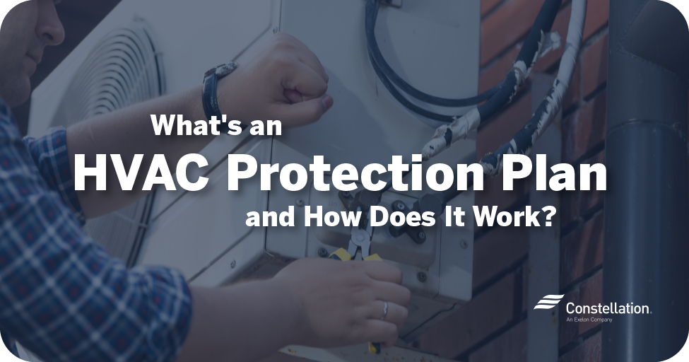 What's an HVAC protection plan and how does it work?
