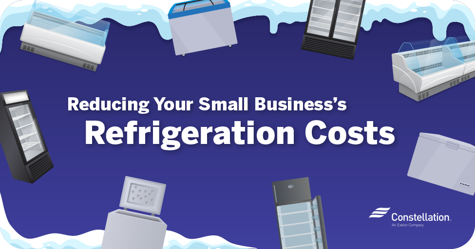 Reducing your small business's refrigeration costs