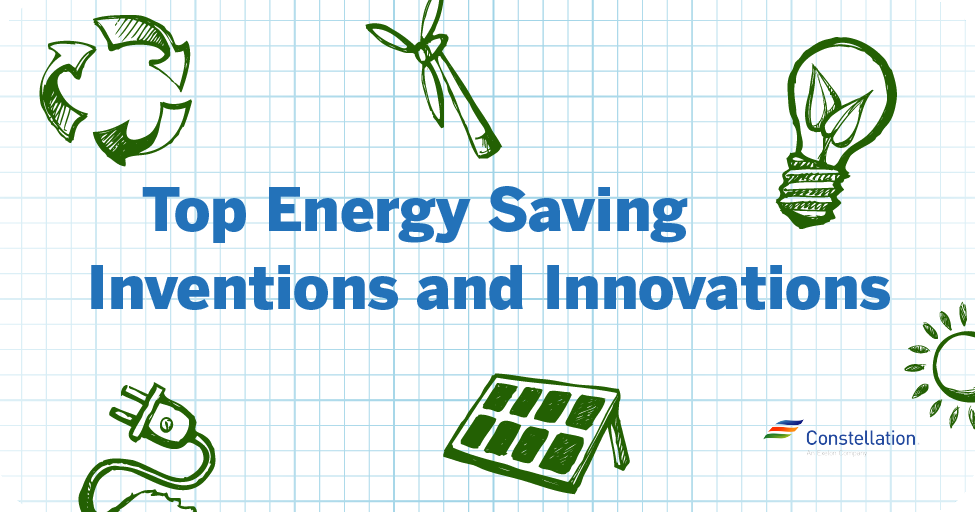 Top energy saving inventions and innovations